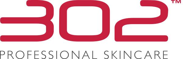 302 professional skincare logo